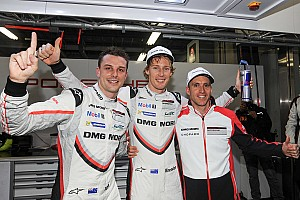 WEC Qualifying report Fuji WEC: Hartley, Bamber take pole for Porsche