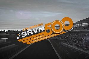 Videogames Special feature Live simrace: SRVN 500 op de Indianapolis Motor Speedway