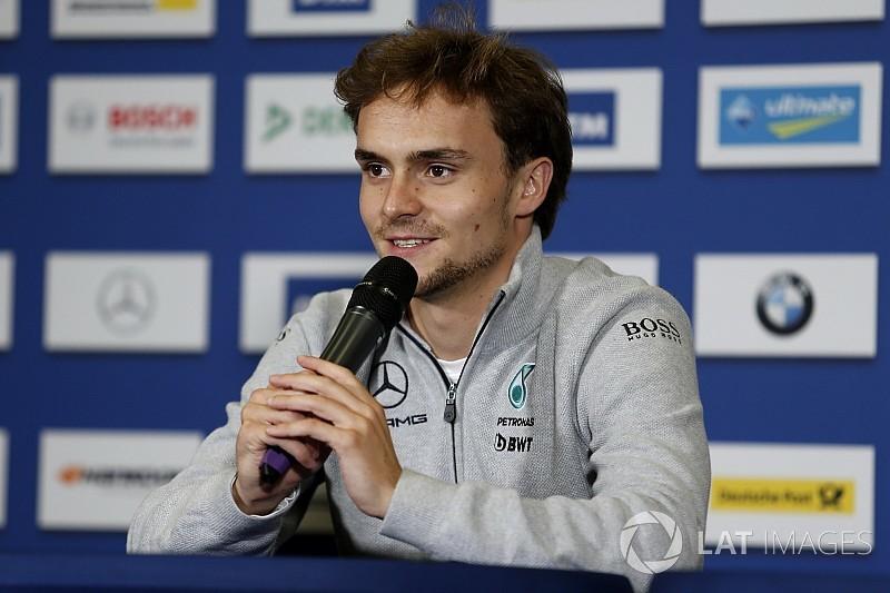 Force India testi, Auer'in çocukluk hayalini gerçekleştirmesini sağlayacak