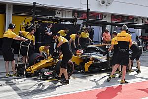 Renault F1 manque encore de personnel