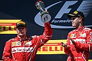 Vettel reconoce que Raikkonen era