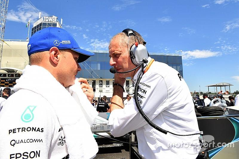 L'ingegnere di Bottas lascia la Formula 1 e passa in Formula E sempre con Mercedes