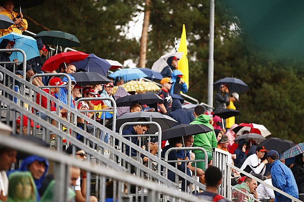 GP3 GP3 qualifying cancelled due to rain