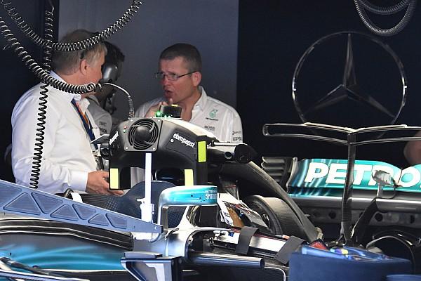 A Mercedes alkatrészei is gyanúsan hajlékonyak?
