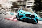 Autó Elektromos versenyszériát indít a Jaguar: I-PACE eTROPHY