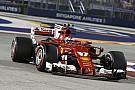 Un vendredi aux allures de rappel à l'ordre pour Ferrari