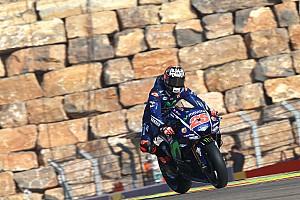 MotoGP Отчет о квалификации Виньялес взял поул в Арагоне, Росси стартует третьим