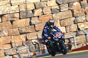MotoGP Últimas notícias Viñales promete primeira volta forte em Aragón