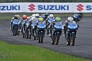 Ajang balap Suzuki Asian Challenge dihentikan