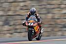 Moto2 Oliveira obtuvo una pole con suspenso en Moto2