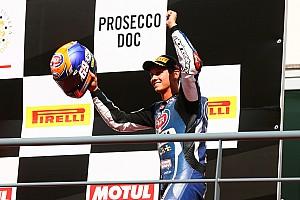 Van der Mark, listo para reemplazar a Rossi si hace falta