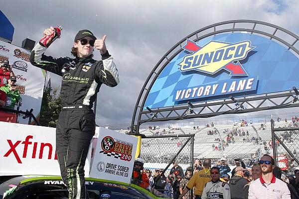 NASCAR XFINITY Reporte de la carrera Ryan Blaney domina y gana fácil en Dover
