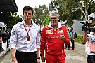 Para chefe da Mercedes, Ferrari chegou ao seu limite técnico