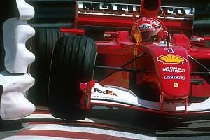 Formula 1 Analisi Le mitiche Ferrari di F.1: la F2001 campione già in Ungheria con Schumacher