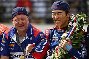 IndyCar Noticias de última hora El ingeniero de Sato cree que ahora es un contendiente por el campeonato