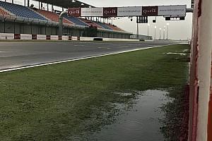 MotoGP Actualités La séance supplémentaire annulée à cause des conditions de piste