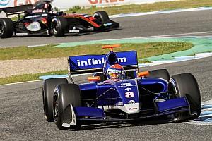 Formula V8 3.5 Reporte de pruebas Menchaca cierra los test de la World Series en primero