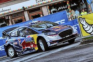 WRC Actualités Ingrassia légèrement commotionné, rallye en suspens pour Ogier