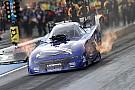 NHRA Beckman wins Funny Car Traxxas Nitro Shootout