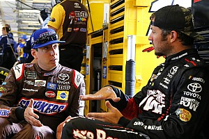 NASCAR Cup Breaking news Kyle Busch says