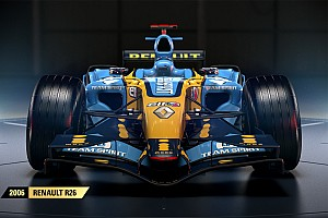 Jeux Video Actualités La Renault R26 sera dans F1 2017
