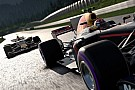 F1 2017: как будут выглядеть в игре машины Red Bull