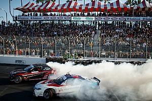 Formula Drift Race report Deane returns to Formula DRIFT with a bang