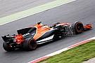 Формула 1 McLaren пришлось менять мотор во второй раз