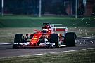 Formula 1 Ferrari SF70H, Räikkönen: