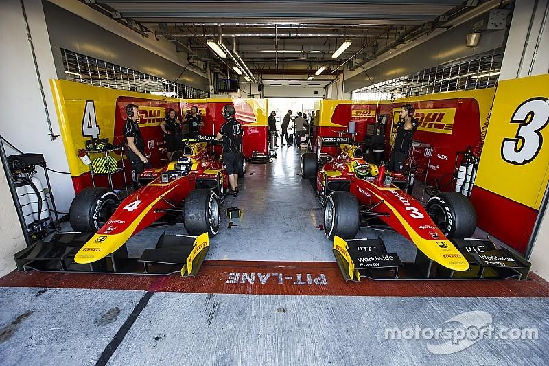 Racing Engineering drops out as F2 names 2018 teams