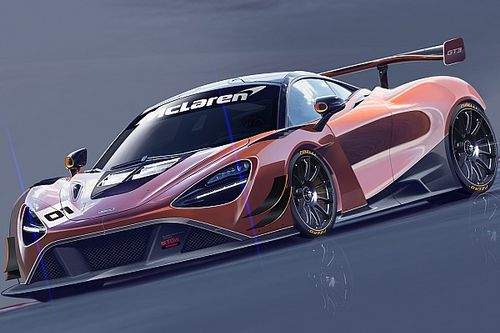 McLaren to introduce new 720S GT3 in 2019