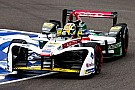 Audi's Muller sets lap record in Formula E rookie test