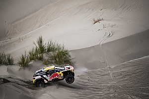 """Dakar Noticias Peterhansel: """"Estoy contento por Carlos; ha tenido muy mala suerte estos años"""""""