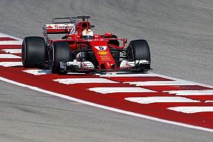 F1 速報ニュース 2番手のベッテル、「思っていた以上にPPに近づけた」と結果に満足