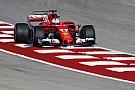Formula 1 Vettel: Austin'e gelirken tek hedefim kazanmaktı
