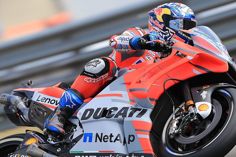 Nach Platz sieben: Dovizioso von Ducati-Ergebnis nicht überrascht