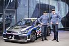 World Rallycross Solberg'in Volkswagen destekli yeni Polo RX aracı tanıtıldı