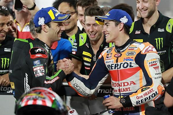 Mi lenne, ha Zarco és Márquez 2019-től csapattársak lennének?