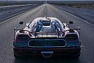 Автомобілі Новий рекорд швидкості від Koenigsegg: 444,6 км/год