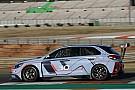 Paolino e Scalvini con le Hyundai della BRC nel 2018