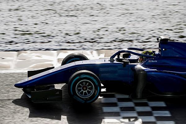 FIA F2 Nieuws Toptalent Norris ziet De Vries als belangrijke titelkandidaat