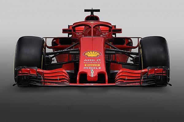Formule 1 Actualités Ferrari SF71H :