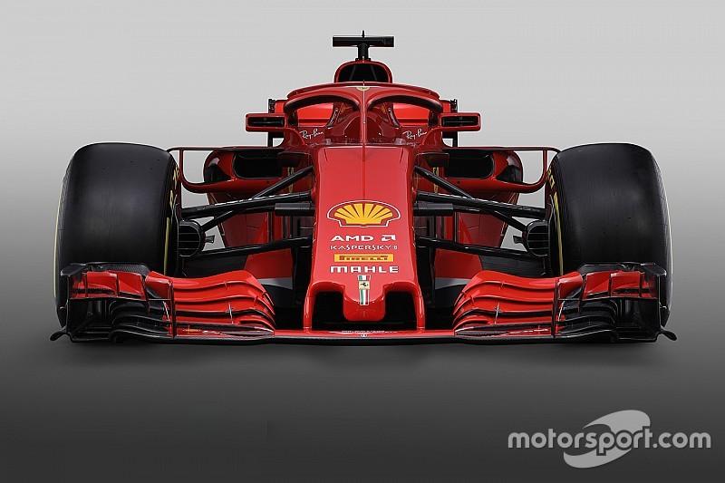 Fotogallery: ecco la Ferrari SF71H vista più da vicino