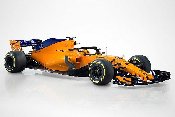 فورمولا 1 أخبار عاجلة إطلاق سيارة مكلارين بألوانها البرتقالية والزرقاء لموسم 2018