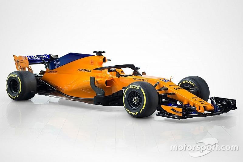 Hátsó felfüggesztésével dobta a legnagyobbat a McLaren: technikai elemzés