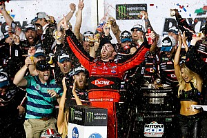NASCAR Cup Race report Daytona 500: Austin Dillon takes emotional win after chaotic last-lap