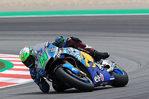 MotoGP Réactions Morbidelli :