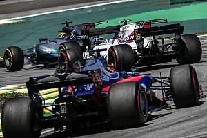 F1 Artículo especial Análisis: movimientos dramáticos sin nada que perder en Brasil