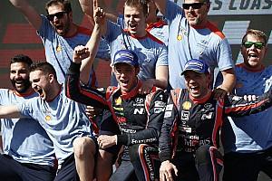 WRC Nieuws Hyundai: Dominantie in Australië voorbode voor 2018