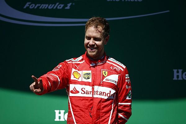 Vettel: Ferrari 2017'de her alanda daha güçlüydü